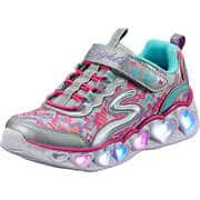Skechers Kinder Sommerschuhe S Lights Heart Lights Sneaker  bunt