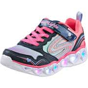Skechers Leuchtschuhe Heart Lights Love Spark  bunt