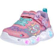 Skechers Sneaker Low Heart Lights Untamed Hearts  rosa
