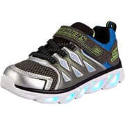 Skechers Sneaker Low S Lights Hypno Flash 3.0  silber