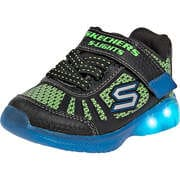 Skechers Sneaker Low Illum Brights Tult Track  schwarz