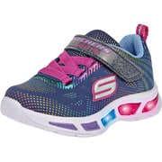 Skechers Sneaker Low Litebeams Gleamu Dream  blau