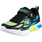 Skechers Sneaker Low S Lichter Flex Glow Dezlo  bunt