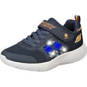 Skechers Sneaker Low S Lights Dyna Lights  blau