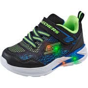 Skechers Sneaker Low S Lights Erupters III Derlo  schwarz