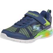 Skechers Blaue Schuhe S Lights Erupters Lava Wave  blau