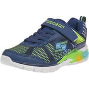 Skechers Sneaker Low S Lights Erupters Lava Wave  blau