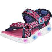 Skechers Pinke Schuhe S Lights Heard Lights SavvyCat  pink