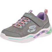 Skechers Sneaker Low S Lights - Power Petals  grau