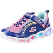 Skechers Sneaker Low S Lights Shimmer Beams  bunt