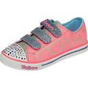 Skechers Sneaker Low Sparkle Glitz-Heartsy Glam  pink
