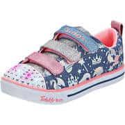 Skechers Sneaker Low Twinkle Toes Sparkle Lite  blau