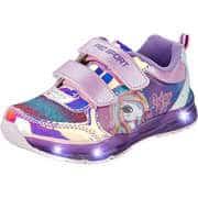 Sneaker Low Sneaker  lila