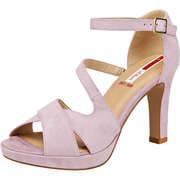 s.Oliver High Heels Sandale  flieder