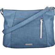 s.Oliver Taschen Schultertasche  blau