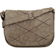 s.Oliver Schuhe Schultertasche  taupe