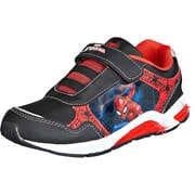 Spiderman Sneaker Low Kletter  schwarz