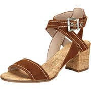 SPM Riemchen Sandale  braun
