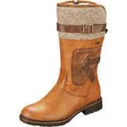Rieker Wasserabweisende Schuhe Stiefel  braun