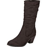 Studio London Klassisch Stiefel  schwarz