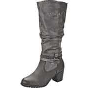 Sylvine Wasserabweisende Schuhe Langschaftstiefel  grau