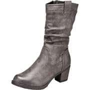 Sylvine Schuhe Stiefel  dunkelgrau