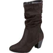 Sylvine Halbhohe Stiefel Stiefel  schwarz