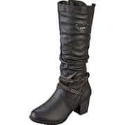 Sylvine Herbstschuhe Stiefel  schwarz