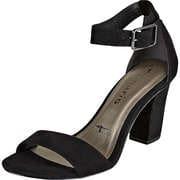 Tamaris Festliche Damenschuhe Sandale  schwarz