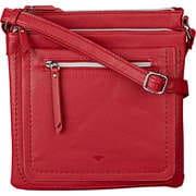 Tom Tailor Umhängetaschen Schulterttasche  rot