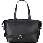 Tom Tailor Handtaschen Delia Henkeltasche  schwarz