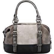 Tom Tailor Taschen Juna-Henkeltasche  grau