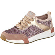 Tom Tailor Sneaker Low Schnürsneaker  rosa