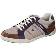 Tom Tailor Sneaker Low Schnürsneaker  weiß