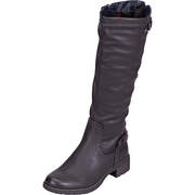 Tom Tailor Stiefel Stiefel  schwarz