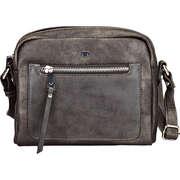 Tom Tailor Taschen Tyra-Umhängetasche  schwarz