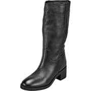 Tosca Blu Schwarze Schuhe Stiefel  schwarz