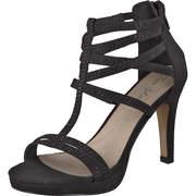 Trio Sandalen Sandale  schwarz