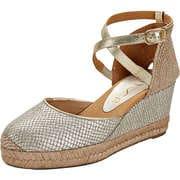 Unisa Goldene Schuhe Cadmiel Spangenpumps  gold