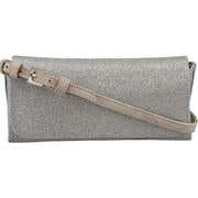 Unisa Taschen Clutch  silber
