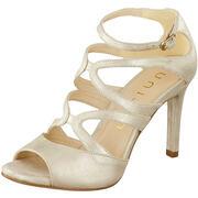 Unisa Sommerschuhe Sandale  gold