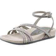Unisa Sommerschuhe Sandale  grau