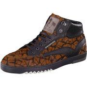 Floris van Bommel Marken Outlet High Sneaker  braun