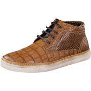 Floris van Bommel Sneaker High High Sneaker  cognac