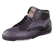 Floris van Bommel Sneaker High High Sneaker  grau