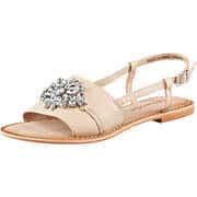 Vero Moda Sommerschuhe VM Lela-Sandale  beige
