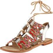 Vero Moda Sommerschuhe VM Maja-Sandale  gold