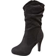 Via della Rosa Klassisch Stiefel  schwarz