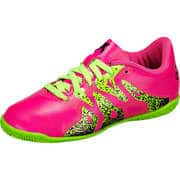 adidas performance Hallensport X15.4 IN J  neonpink