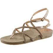 xyxyx Sommerschuhe Sandale  gold